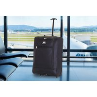 £14.99 (from Karabar) for a Slimbridge Montecorto cabin-approved suitcase. - Bags Gifts