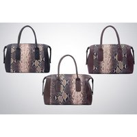 £9.99 (from JC Unique) for a snake print tote bag - choose from 3 colours! - Snake Gifts