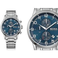The time is perfect to check out our Hugo Boss Aeroliner watch deal! - Hugo Boss Gifts