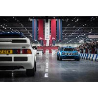 £18.50 insetad of £26.95 for a ticket to the London Classic Car Show, London ExCel - save 31% - Classic Car Gifts