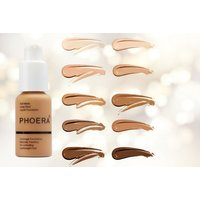 £6.99 instead of £18.98 (from Forever Cosmetics) for two Phoera full coverage foundations – choose from 10 shades and save 63% - Cosmetics Gifts