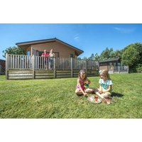 From £89 (from John Fowler Holidays) for a three-night, self-catered half-term caravan stay for up to six people, from £109 for a four-night stay, from £229 for a luxury lodge stay - save up to 34% - Caravan Gifts