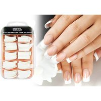You're nails will look fabulous no matter what with a pack of 100 natural nail tips! - Nails Gifts
