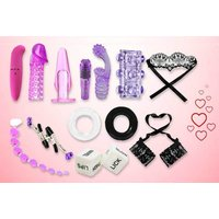Image of £29.99 instead of £114 (from Fifty Shades of Lust) for a 12pc couples toy kit - save 74%