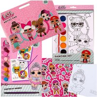 £8.99 instead of £39.99 for a LOL surprise art set from Direct2Public Ltd - save 78% - Lol Surprise Gifts