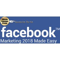 £27 instead of £97 for a Facebook marketing made easy training from Income On The Net  - save 72% - Facebook Gifts