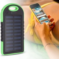 £8.99 instead of £19.99 (from Gift Gadget) for a solar power bank - save 55% - Gadget Gifts