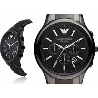 £149 instead of £499 (from Ticara Watches) for a men's Emporio Armani AR1451 chronograph watch - save 70% - Armani Gifts