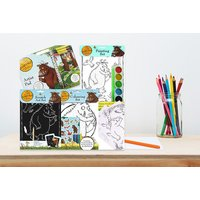 £8.99 instead of £39.99 for a 'The Gruffalo' art and craft set from Direct2Public Ltd - save 78% - The Gruffalo Gifts