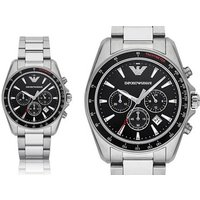£109 instead of £386 (from Best Watch Company) for a men's Emporio Armani AR6098 chronograph watch - save 72% - Armani Gifts
