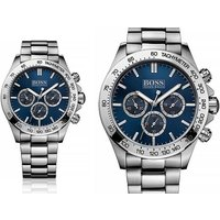 Tick all the boxes with a men's Hugo Boss 'Ikon' chronograph watch! - Hugo Boss Gifts