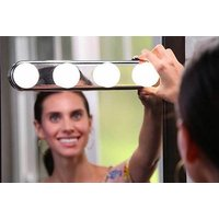 Brighten up your day with an LED portable makeup light! - Electronic Gifts