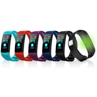 Get on the right track with a Y5 waterproof multi activity smart watch – save 84% - Track Gifts