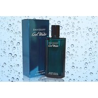 Smell divine with a 125ml bottle of Davidoff Cool Water for him! - Fragrance Gifts