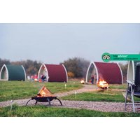 £29 (at Stanley Villa Farm Camping) for an overnight glamping stay for two adults and up to two children, or £49 for a two-night stay - save up to 51% - Camping Gifts