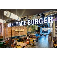 £10.95 instead of up to £21 for two burgers at Handmade Burger Co - choose from 20 nationwide locations and save up to 48% - Handmade Gifts