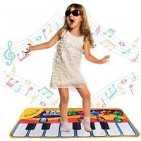 £8.99 instead of £14.99 for a children's musical piano play mat from SHS Trading Ltd - save 40% - Piano Gifts
