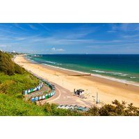 £79 (at Trouville Hotel) for a Bournemouth break for two people with tea and cake on arrival, three-course dinner, bottle of wine and breakfast, or £137 for a two-night stay with dinner on the first night only - save up to 46% - Bournemouth Gifts