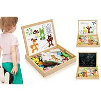 £6.99 instead of £39.99 for a magnetic animal drawing board from Ckent Ltd - save 83% - Drawing Gifts