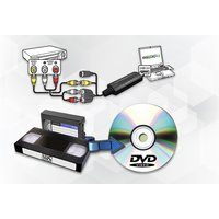£4.99 instead of £17 (from Vivo Mounts) for a USB VHS to DVD converter with video-editing software - save 75% - Usb Gifts