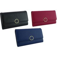 £7.99 (from JCUnique) for a ring clasp purse – choose from three colours - Purse Gifts
