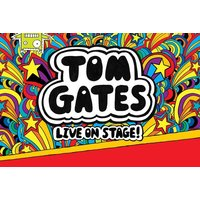 £7 instead of £14 for a child ticket to see Tom Gates Live on Stage, or £12 for an adult ticket from Birmingham Stage Co - choose from Crewe, Darlington or Preston and save up to 55% - Theatre Gifts