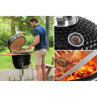 Come rain or shine, it wouldn't be summer without a BBQ - get a Kamado ceramic BBQ grill today! - Summer Gifts