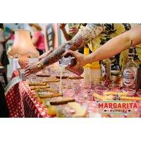 £14 for a general admission ticket to Margarita Rumble including two hours of 'unlimited' margaritas and welcome nibbles, or from £24 for a VIP ticket - choose from London, Manchester or Bristol locations and save up to 53% - Manchester Gifts