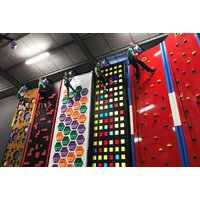 £12 instead of £25 for a 55-minute climbing session for two at Clip N Climb, Derby - save 52% - Climbing Gifts