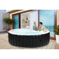 From £259 instead of £350 (from Eden Spa) for an inflatable hot tub - choose from three sizes and save up to 26% - Inflatable Gifts