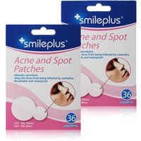 £3.99 (from Cappie.se) for a pack of 36 Smileplus acne and spot patches!