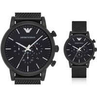 £119 instead of £299 (from Best Watch Company) for an Emporio Armani AR1968 chronograph watch –save 60% - Armani Gifts