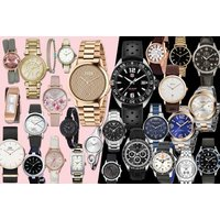 £10 (from Brand Arena) for a mystery watch deal for him or her - Tag Heuer, Gucci, Hugo Boss, Daniel Wellington, Armani, Calvin Klein, Spirit, Kahuna & More! - Hugo Boss Gifts