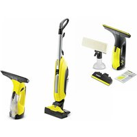 £39.99 (from Trojan Electronics) for a refurbished Karcher anniversary addition window vac or WV5 premium window vac, or £144 for a FC5 hard floor cleaner! - Electronics Gifts