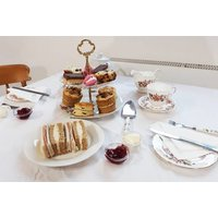 £16 for an afternoon tea for two people, £24 to include farm entry at Rutland Farm Park, Oakham - save up to 36% - Farm Gifts