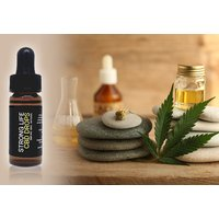 From £17.99 instead of £39.99 (from The British CBD Company) for a 10ml bottle of Strong Life CBD oil –choose from seven strengths and save up to 55% - Life Gifts