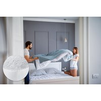 From £5.99 for a Terry Towel mattress topper from Direct Warehouse Ltd - save up to 80% - Towel Gifts