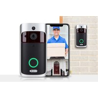 £39 instead of £99.99 (from Gift Gadget) for a WiFi security doorbell - save 61% - Gadget Gifts