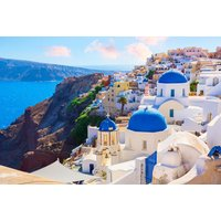 From £219pp (from Via Holiday) for a four-night Santorini stay with breakfast and flights, or from £299pp for seven nights - save up to 21% - Holiday Gifts