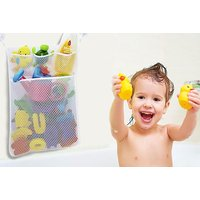 £3.99 instead of £15 (from Paperdollz Trading) for one mesh bath toy organiser, £5.99 for two - save up to 73% - Storage Gifts