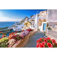 Escape with a three, five or seven-night 4* getaway to Santorini – Now with the ability to choose your flight! - Wowcher Gifts
