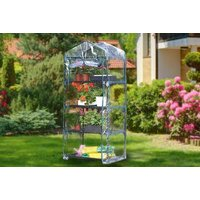 a fourtier greenhouse with shelves  save 58%