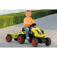 £59 instead of £106 (from Smoby) for an XL pedal tractor and trailer - save 44% - Smoby Gifts