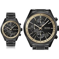 The clock is ticking on this men's HB1513578 Hugo Boss Grand Prix watch deal! - Hugo Boss Gifts