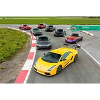 From £39 for a four-lap 'Blast' supercar driving experience, or from £49 for an eight-lap 'Thrill' experience at Drift Limits, Hemel Hempstead - choose one to five cars and save up to 51% - Motorsport Gifts