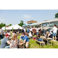 From £11.50 for a ticket to Foodies Festival 2019, or from £19 for a VIP ticket including a glass of bubbly on arrival, goody bag, priority entry and more - choose from seven locations and save up to 39% - Concerts Gifts