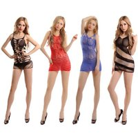 £3.99 instead of £29.99 for a lace chemise bodycon dress from GameChanger Associates - save 87% - Lingerie Gifts