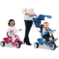 £59 instead of £114 (from Smoby) for a Smoby two-in-one Balade trike and stroller –choose from two colours and save 48% - Smoby Gifts