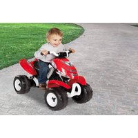 £119 for a Smoby Quad x Power electric ride-on quad bike! - Smoby Gifts