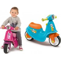 £37.99 instead of £69.99 (from Smoby) for a kid's ride-on scooter - choose from pink or blue colours and save 46% - Scooter Gifts